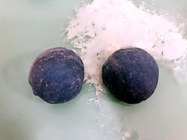 坚果麻薯豆沙软欧怎么吃