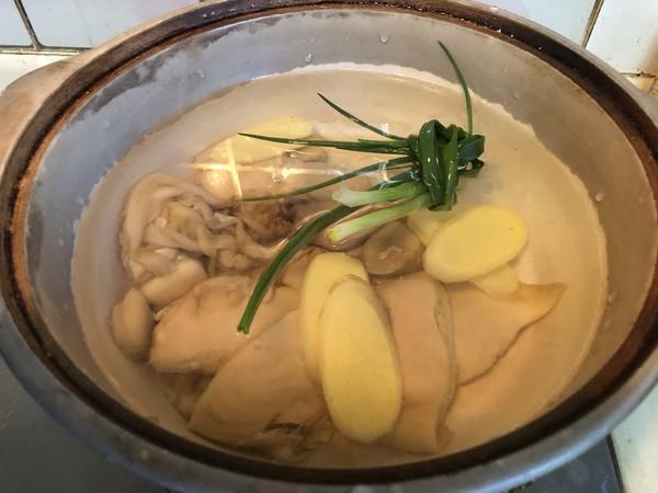 咸肉炖河蚌怎么吃