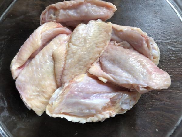 新奥尔良烤翅的家常做法