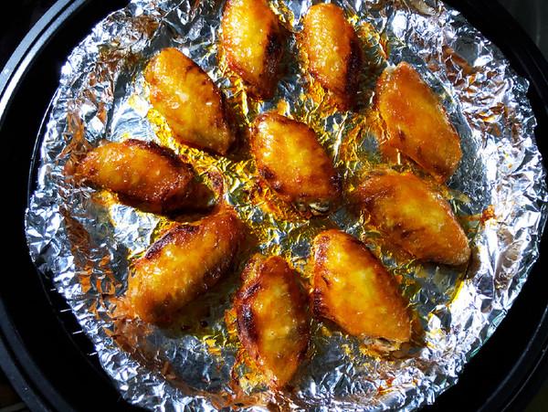 新奥尔良烤翅怎样做