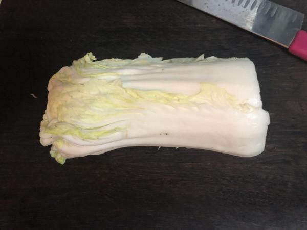 烂糊白菜的做法大全