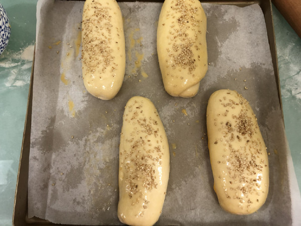 热狗面包怎么做
