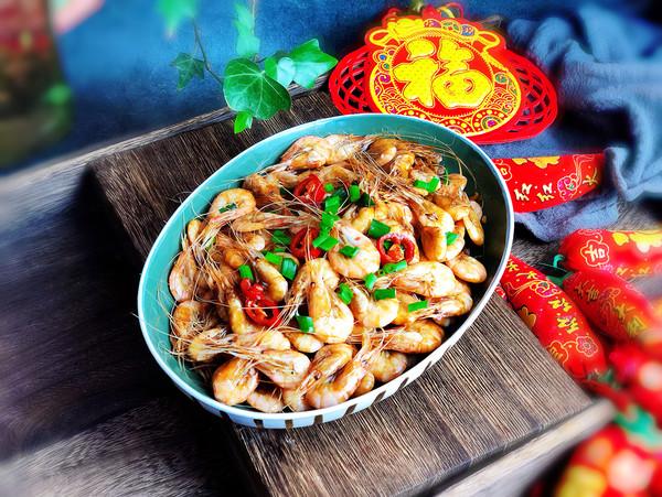 年夜饭硬菜之油爆太湖河虾怎么煮