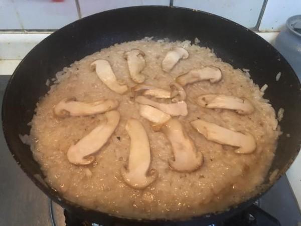 松茸烩饭怎样做