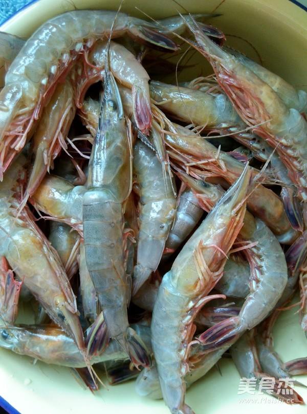 红烧虾的做法大全