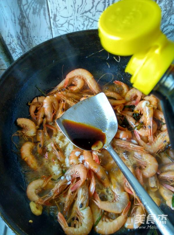 红烧虾怎么炒