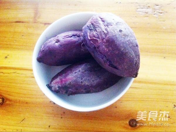 紫薯冰皮月饼的做法大全