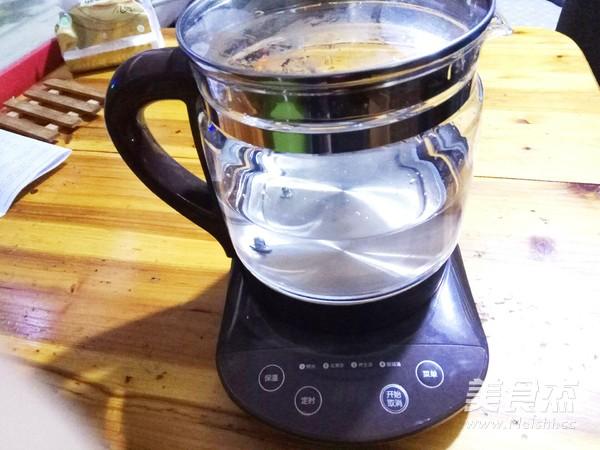 桂圆枸杞红枣茶的做法大全