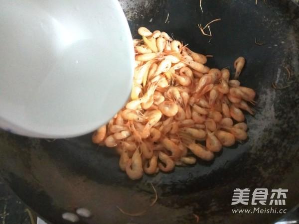 清炒小河虾怎么做