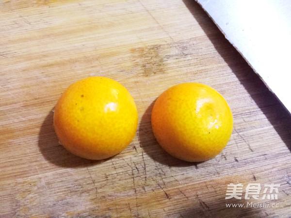 糖水金桔的做法图解