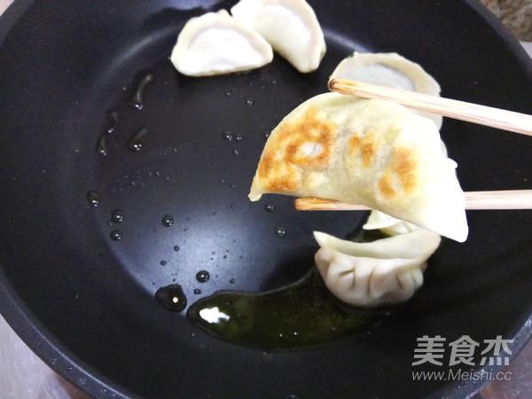 青菜鲜肉煎饺怎么炖