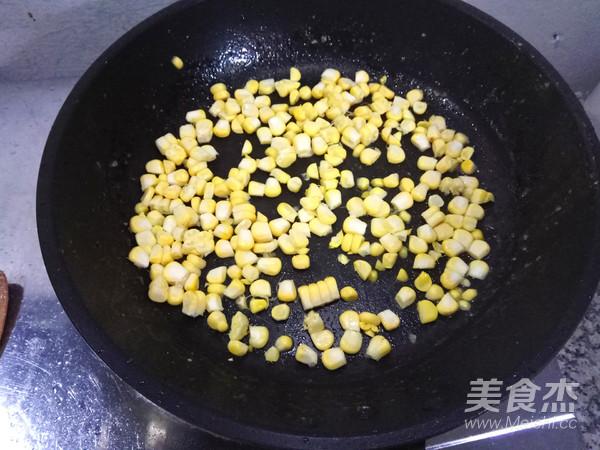 椰汁玉米虾仁怎样做