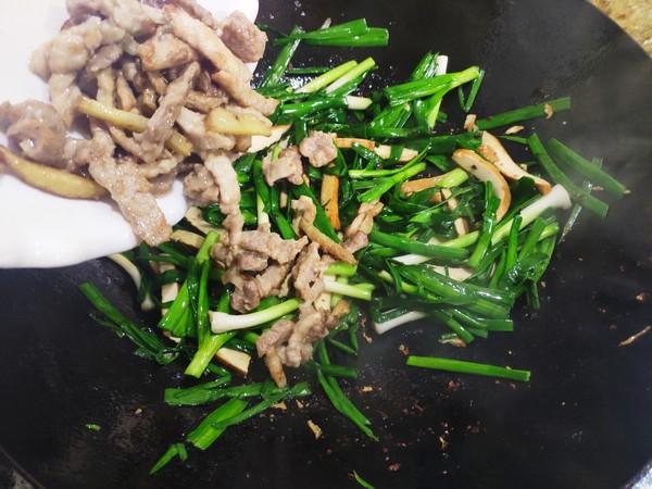 青蒜豆干炒肉怎么煮