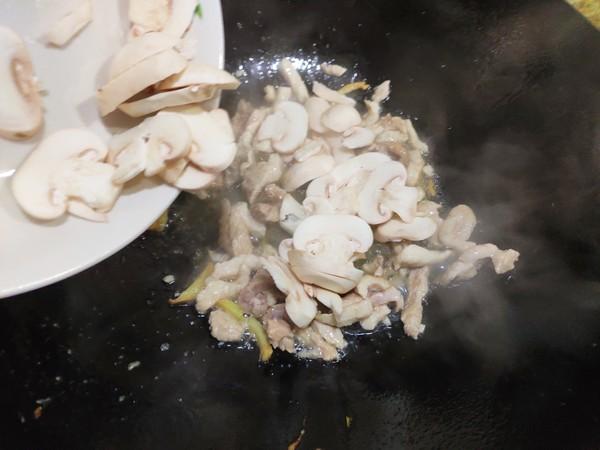 雪菜肉丝面怎么煮