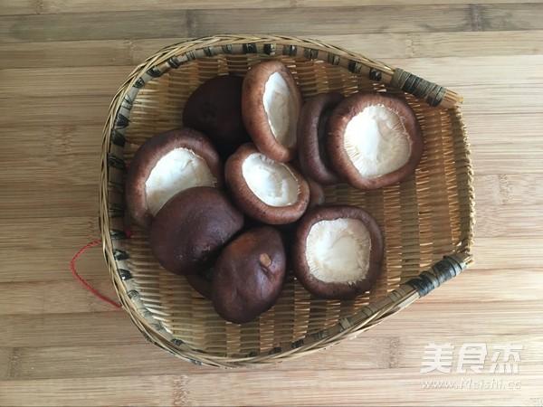 香菇酿肉丸的做法图解