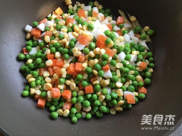 清炒时蔬的家常做法