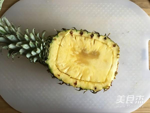 菠萝饭的做法大全
