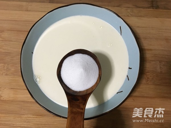 椰奶块的家常做法