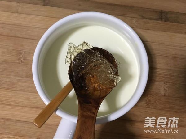 椰奶块怎么做