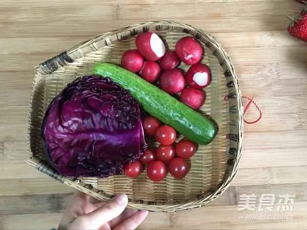 营养均衡大拌菜的做法大全