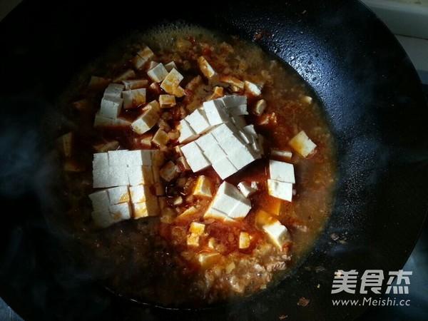 麻婆豆腐怎么炒