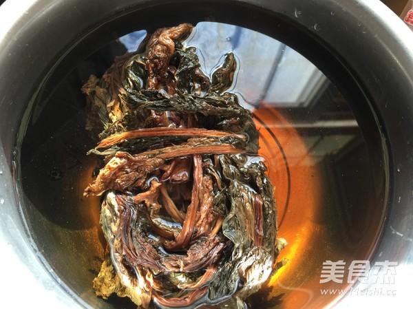 梅干菜烧肉的做法大全