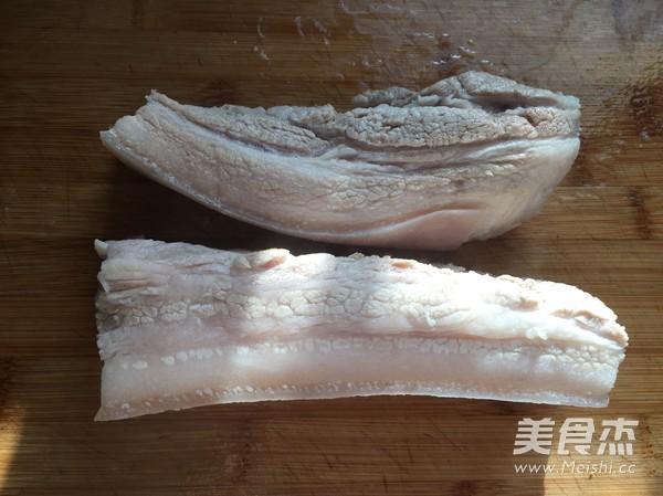 梅干菜烧肉的做法图解