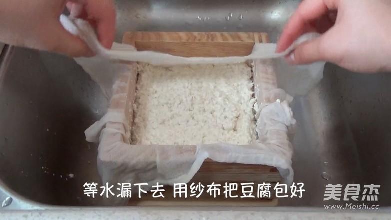 豆腐包肉怎样煸