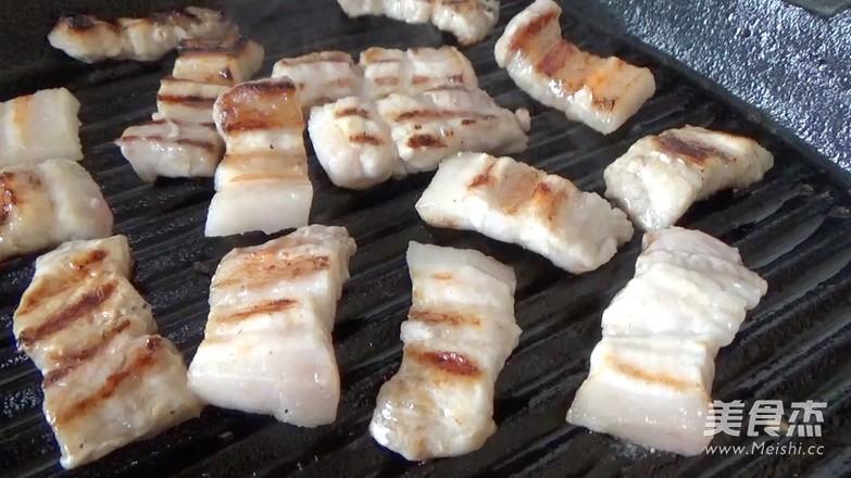 豆腐包肉的制作方法