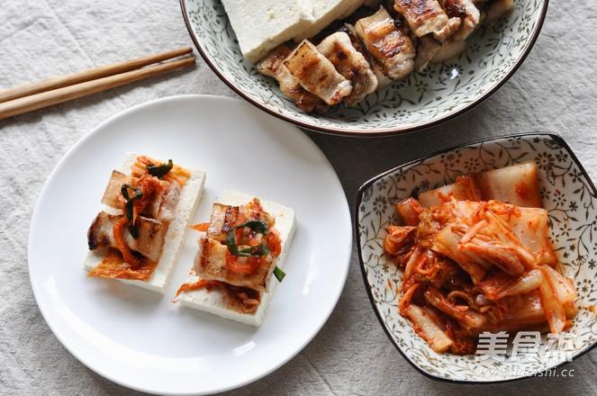 豆腐包肉的制作大全