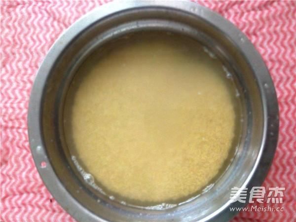小米蒸排骨的做法图解
