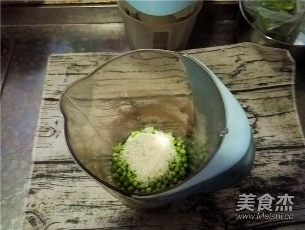 豌豆米糊怎么吃