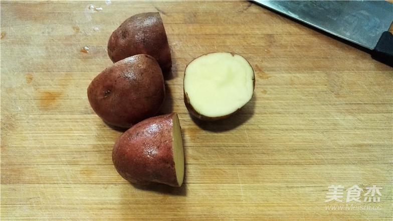 香焗土豆碗的做法图解
