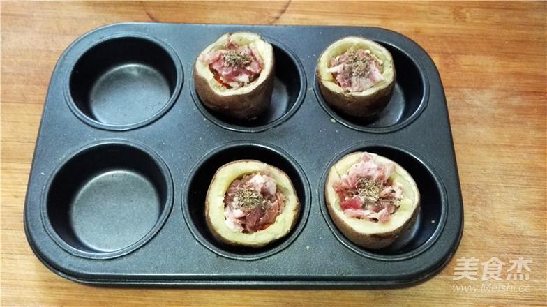 香焗土豆碗的制作方法
