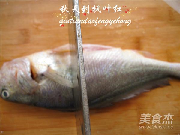 糖醋黄鱼的做法图解