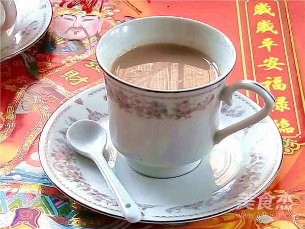 秋冬季养胃暖身最佳饮品--姜枣奶茶怎样炖