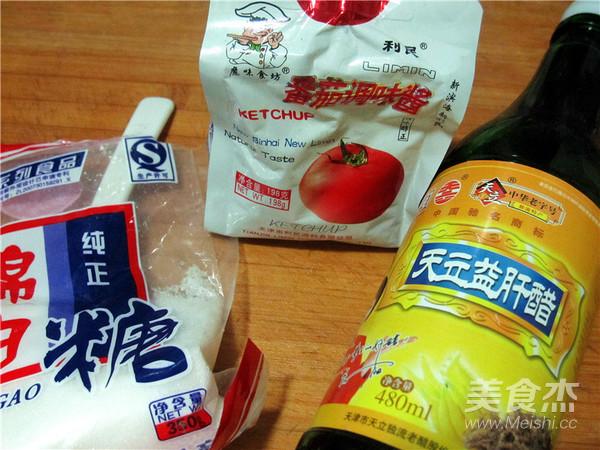 喜欢的味道--番茄糖醋豆腐的简单做法