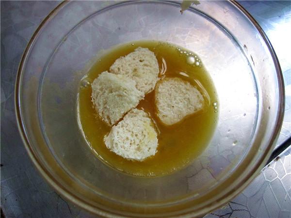 香煎花式馒头片怎样炒