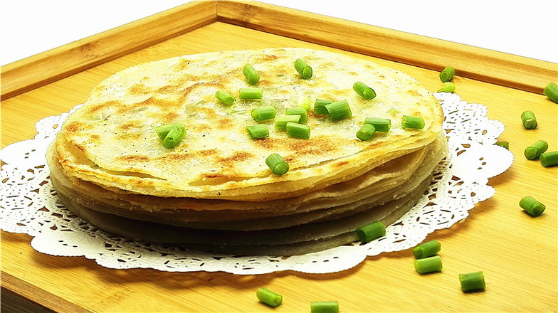 快捷美味的饺子皮葱油饼怎样煸