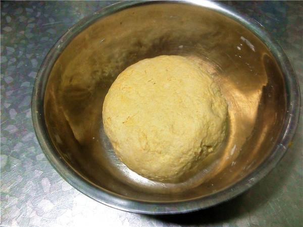绿豆沙馅南瓜包的家常做法