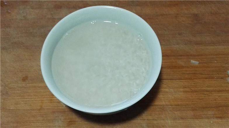营养鲜香的毛豆香米蟹粥的做法图解