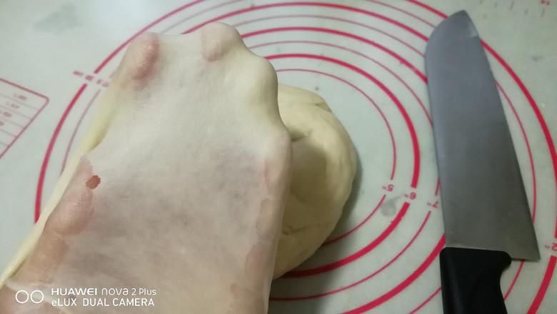 香葱火腿沙拉手撕吐司的家常做法