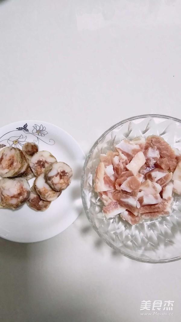 土豆丁盖浇饭的做法图解