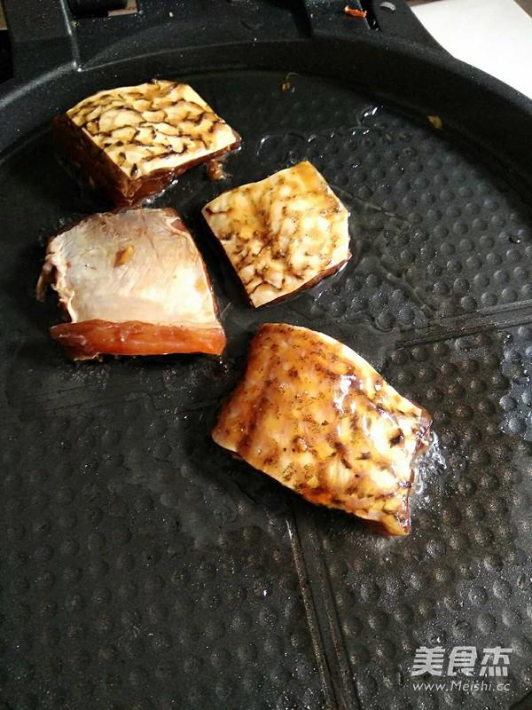香煎白鱼块怎么煮