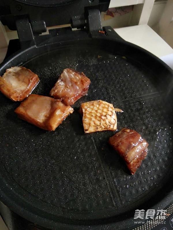 香煎白鱼块怎么炖
