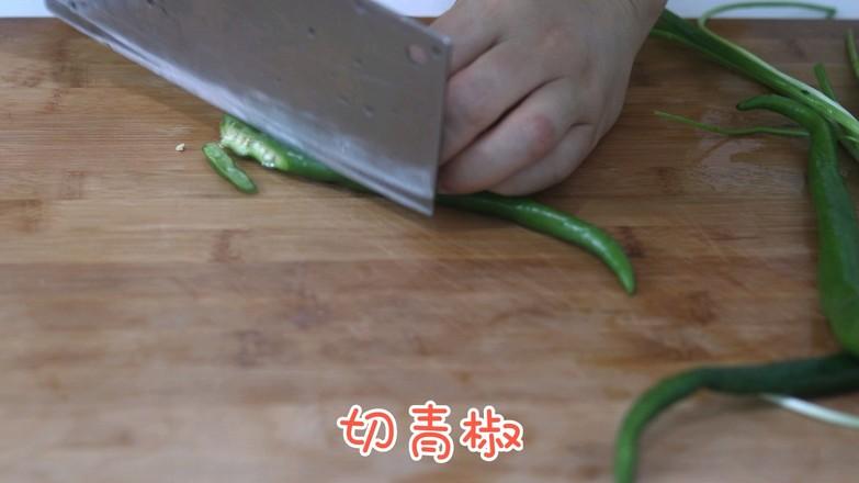 黑椒手撕杏鲍菇的家常做法