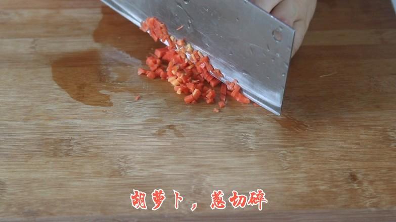 鸡肉丸荞麦面的做法图解