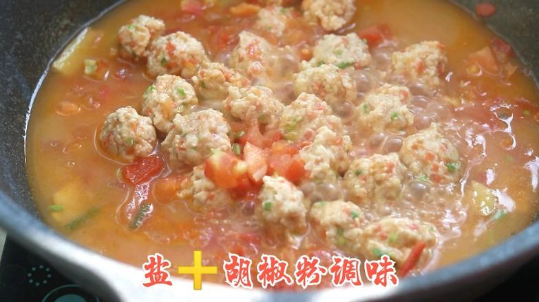 鸡肉丸荞麦面怎么煮