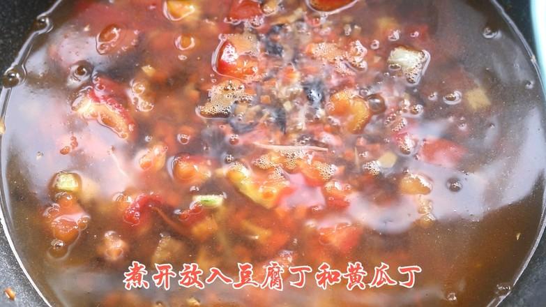开胃汤怎么做