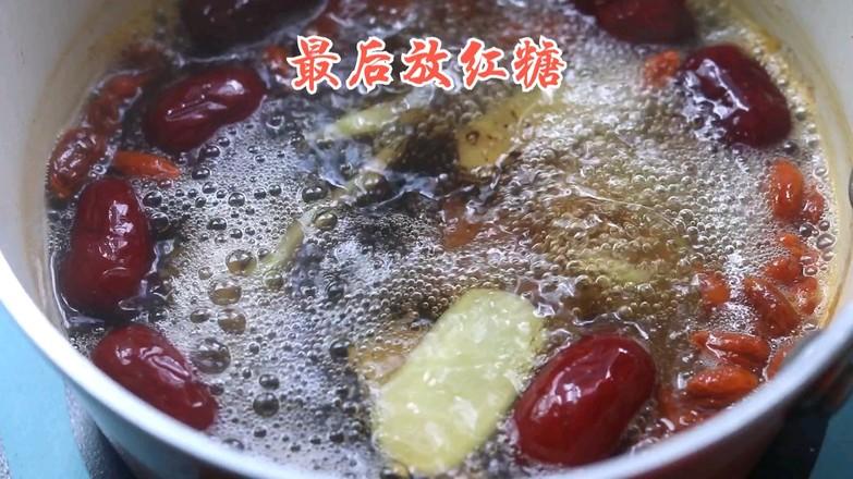 红糖姜茶怎么炒